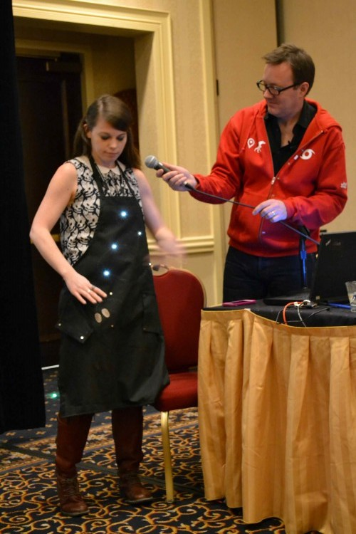 Cooking with Hardware at NICAR 2014