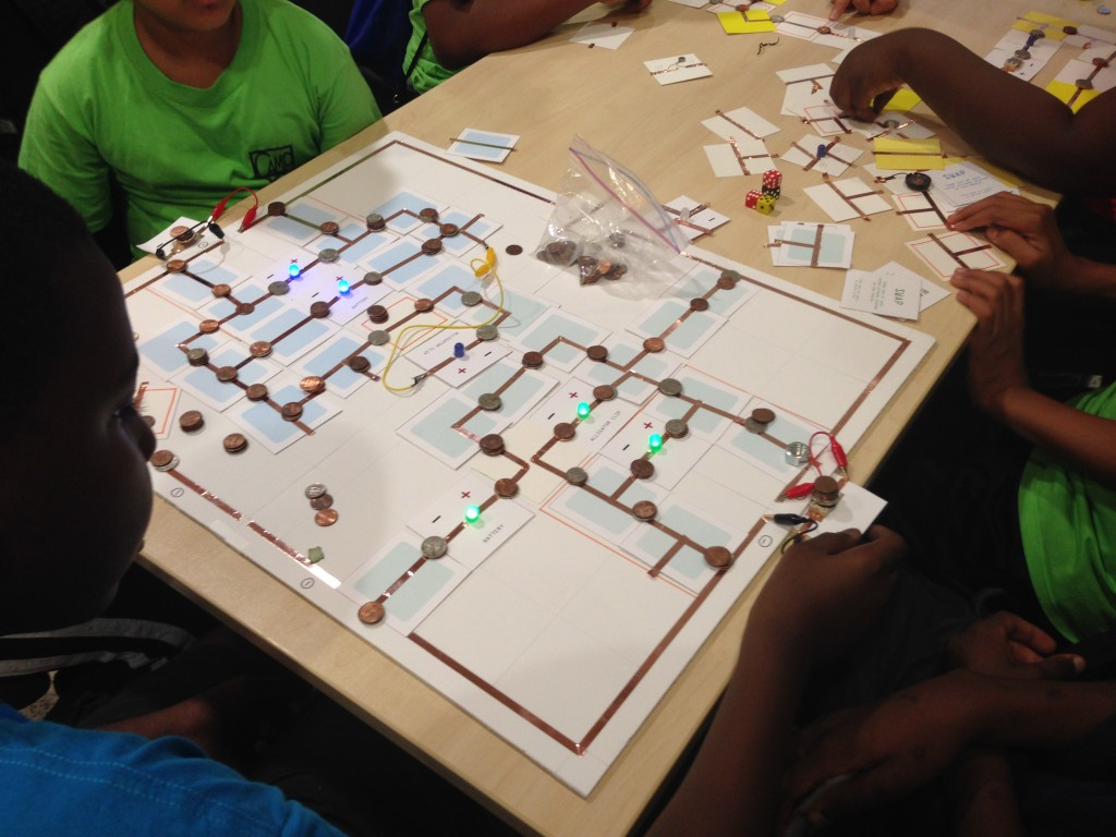A Game about Electricity + Circuits, Part 1