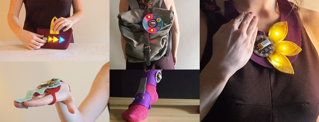 Wearable Tech + Fashion Design Curriculum for Girls Who Code